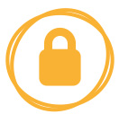 padlock-yellow-symbol